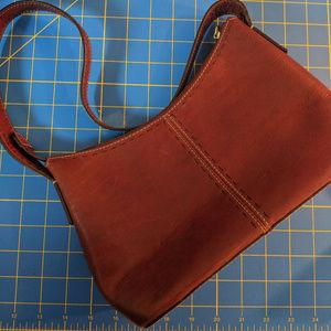 Fossil Handbag - leather
